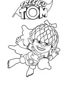 coloring pages tree fu tom tree fu tom coloring pages coloring pages