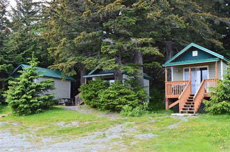 Alaska Cabin Rentals by Three Cabins View Lodge