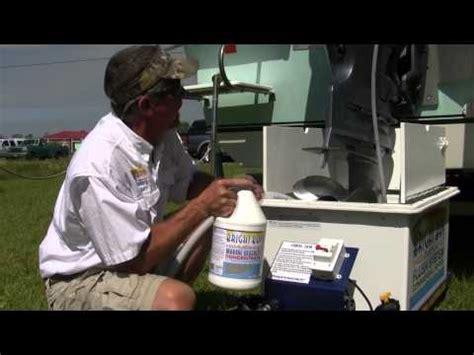 boat engine descaler rydlyme biodegradable descaler safely dissolves a sea s