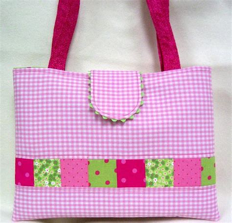 Handmade Bag - craftpudding handmade bag
