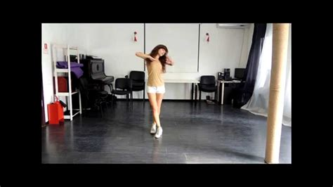 tutorial dance sistar loving u sistar quot loving u quot dance cover by rei of doublem youtube