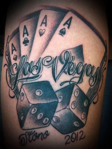 gambling tattoo 43 best tattoos images on