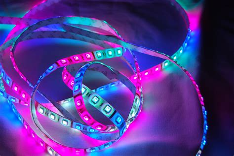 Led Color Changing Strip Lights Can Light Up Your Home Led Lights Color Changing