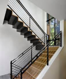 Stair Banister Ideas Outdoor Stair Railing Ideas Staircase Contemporary With
