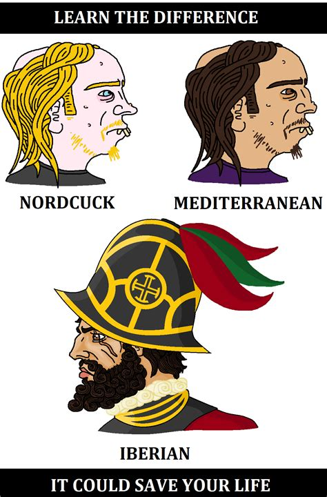 Meme Mediterranean - sorry guys you know i like both of you