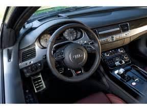Audi A8 Interior 2016 Audi A8 Pictures 2016 Audi A8 2 U S News World