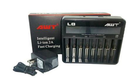 Farfum Wanita Town jual awt l8 2a battery charger with rohs certified