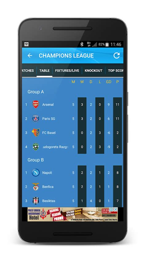 epl leaderboard epl live scores 2017 18 android apps on google play