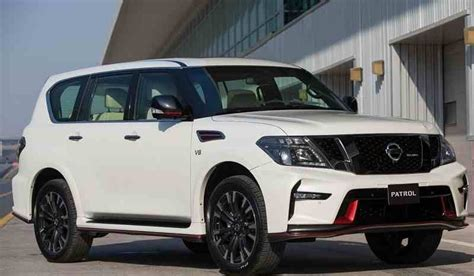 nissan patrol nismo 2017 nissan launches nismo patrol in dubai other vehicles
