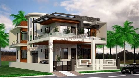 indian home design ideas with floor plan exterior front elevation design house map building design