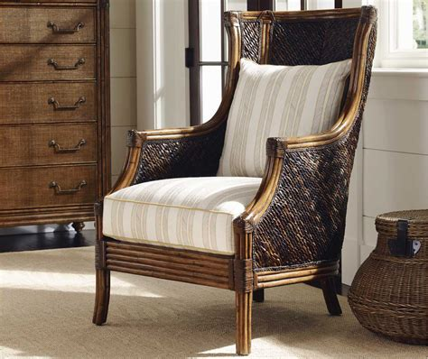 Low Price Accent Chairs Bahama Island Estate Rum Accent Chair 1722 11