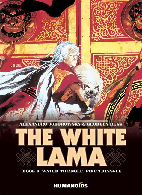 white lama the the white lama 6 water triangle fire triangle digital comic