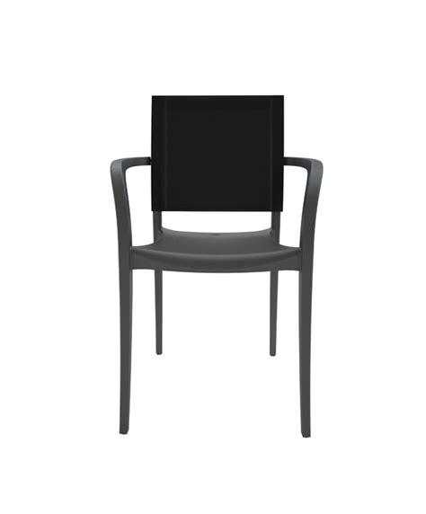 chaise aluminium exterieur m0569 fauteuil le mobilier du pro