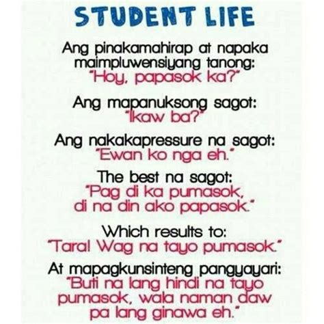 self kowts tagalog quotes tagalog quotes quotes student quotes and quotes