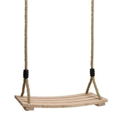 wood rope swing best classic natural toy gift ideas for kids artful