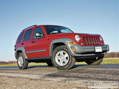 Jeep Mileage Jeep Liberty Crd Mileage Modifications Photo Image Gallery