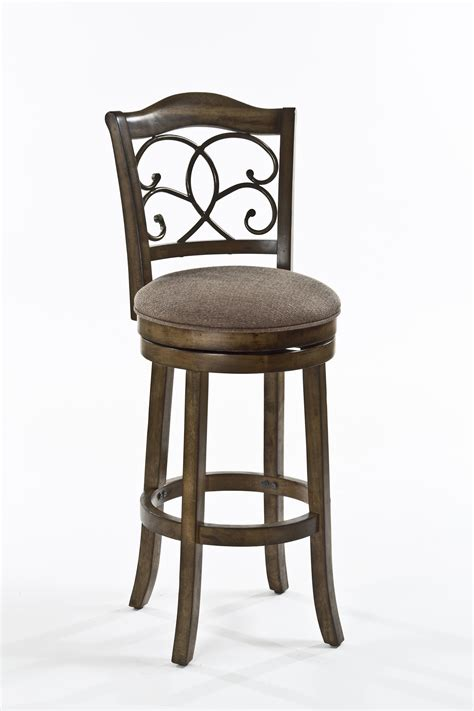 wood swivel counter stools hillsdale wood stools metal swiveling counter height stool