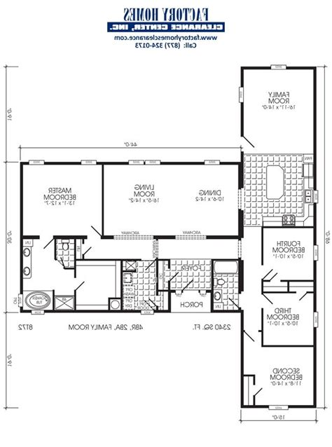 triple wide manufactured home floor plans lock you triple wide manufactured home plans triple wide floor