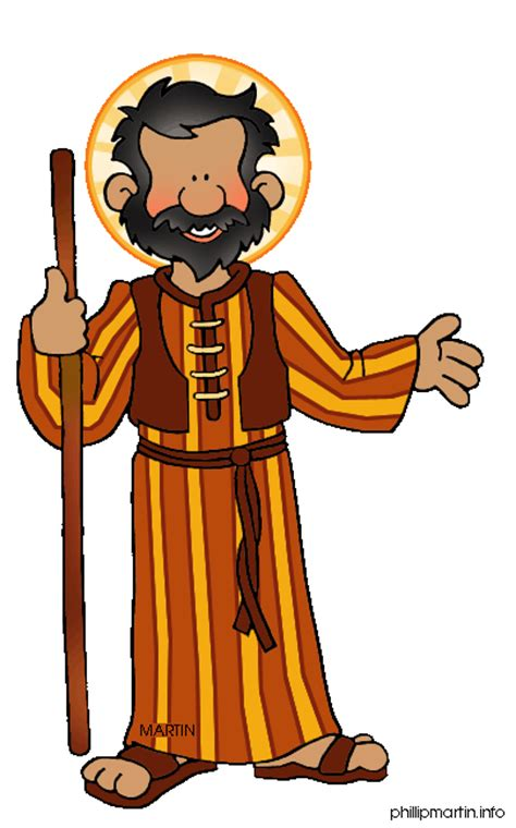 Joseph Clipart clo 235 tallulah the church dogs feast of joseph happy b day to our bishop