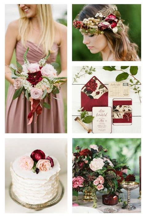 17 best ideas about september wedding colors on pinterest