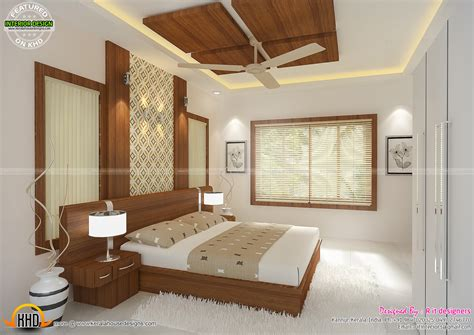 home bedroom interior design interiors of bedrooms and kitchen kerala home design and floor plans