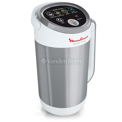 moulinex easy soup maker lm8411 chez vanden borre