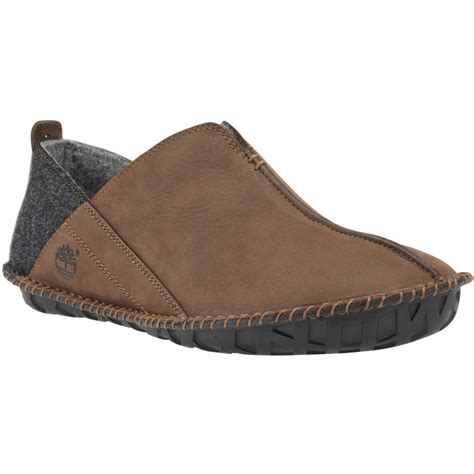 timberland earthkeepers lounger leather slip on shoe