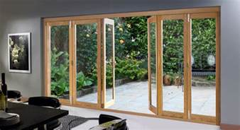 types of bifold doors and their differences interior