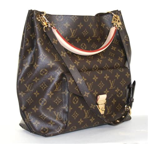 Lv Metis 3 louis vuitton monogram metis hobo shoulder bag at 1stdibs