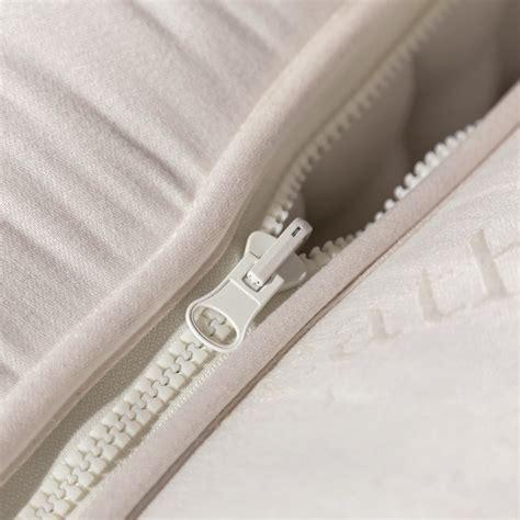 Zip Up Mattress by Tennyson Zip Link Mattress Feather Black