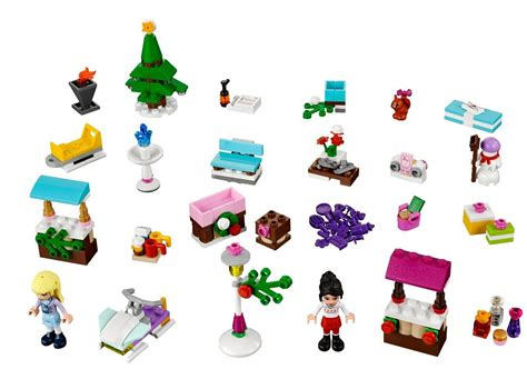 Calendrier Avent Lego Friends Heartlake Times August 2013