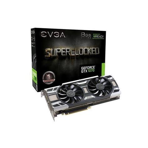 Evga Gtx 1070 Sc Black Edition 8gb Ddr5 256 Bit evga geforce gtx 1070 sc gaming acx 3 0 8gb gddr5 nz prices priceme