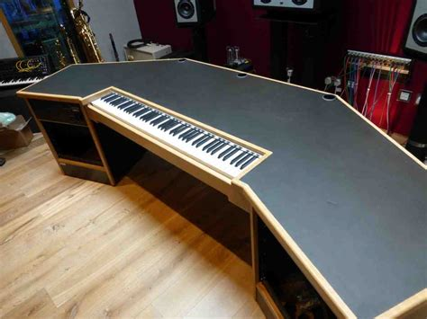 Recording Studio Workstation Desk Home Furniture Design Recording Studio Desk