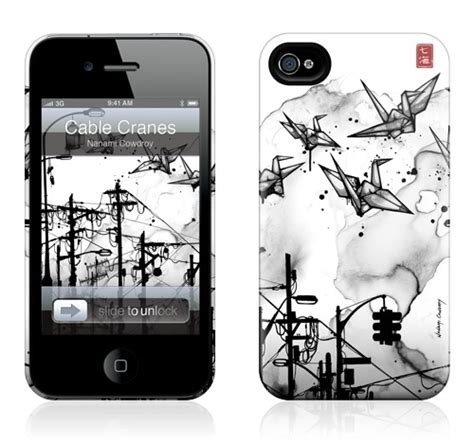 Iphone 4 4s Hardcase C Nel cable cranes i seriously want this i think i