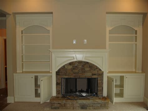 how to build custom cabinets fireplace built in cabinets custom built in cabinets