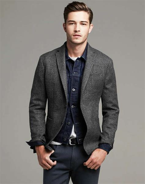 grey blazer how to wear a grey blazer this season the idle man