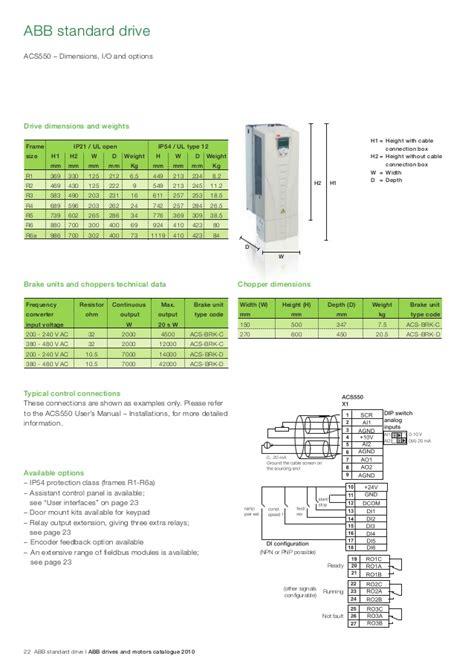 abb ach550 wiring diagram ac furnace wiring