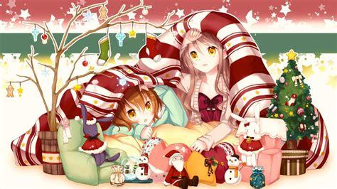 wallpaper anime christmas anime christmas wallpaper sanjonmotel