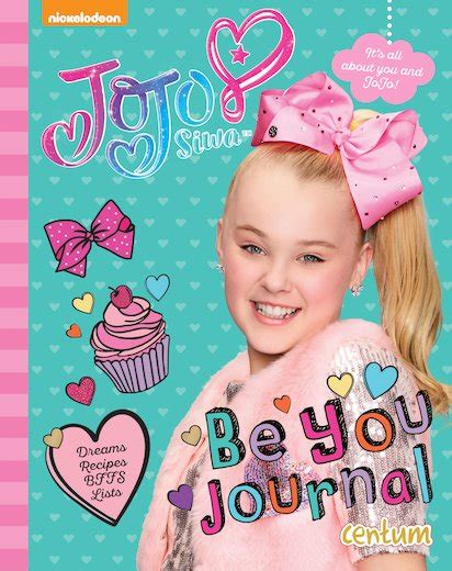 be you activity book jojo siwa books jojo siwa be you journal scholastic club