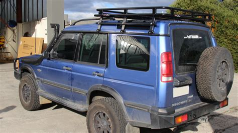 Discovery 2 Roof Rack by Land Rover Discovery 1 And 2 Roof Racks