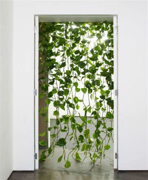 Ikea Ceiling Curtain Rod Best 25 Beaded Curtains Ideas On Pinterest Bead