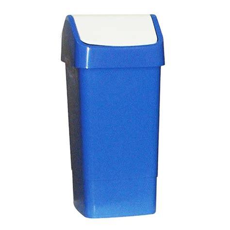 swing top bins blue lucy swing top bin with lid l3003292 galgorm
