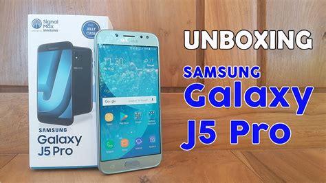 Hp Samsung J5 Promo Akhir Tahun unboxing samsung galaxy j5 pro blue silver indonesia