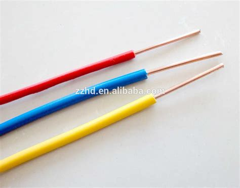 hongda house wiring electrical cable wire 10mm thw