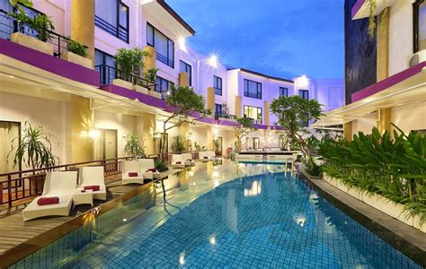 central park inn kuta central park hotel indonesia booking