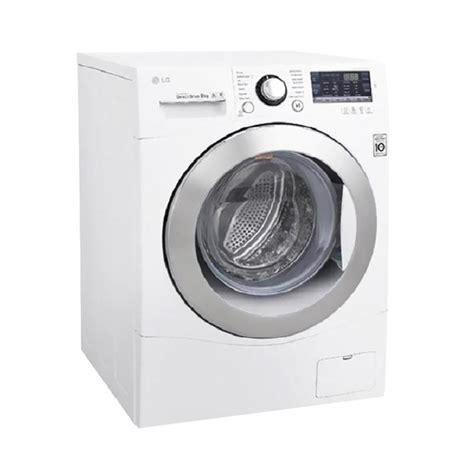 Mesin Cuci Lg Front Loading 7 Kg jual lg f1007nppw mesin cuci putih front loading 7 kg