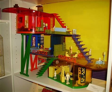 imagination dolls house vintage marx imagination doll house doll house pinterest