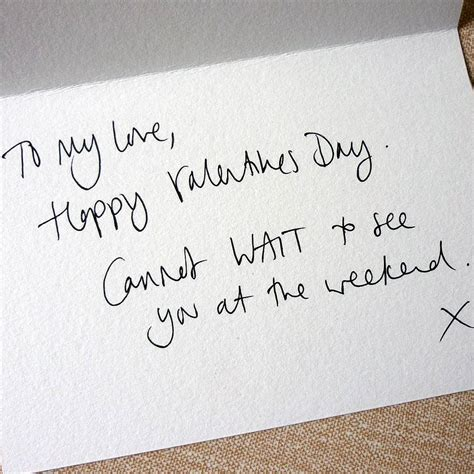 things to write in a valentines card 12 things your actually wants for s