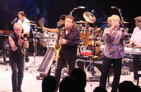 chicago horn section centerfield maz concert review chicago westbury