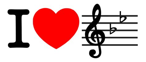 clipart musica eu amo a musica sinal vector graphics vectores de